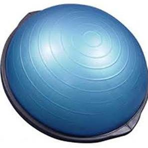 Bosu Balance Step is a versatile stability product which offers a variety of dynamic and agility drills. Bosu Balance Step is suitable for strength training, athletic and sport conditioning, core training and mind and body workouts. Bosu Balance Step is used for stretching and improving posture, functional movements and coordination.