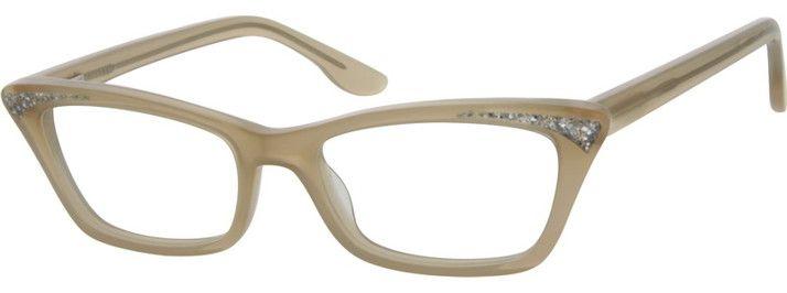 Women's Brown 6230 Acetate Full-Rim Frame With Spring Hinges | Zenni Optical Glasses-kdtL2XfS