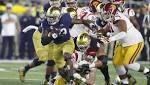 CBS Sports Players of the Week: Notre Dame LSU running backs take honors