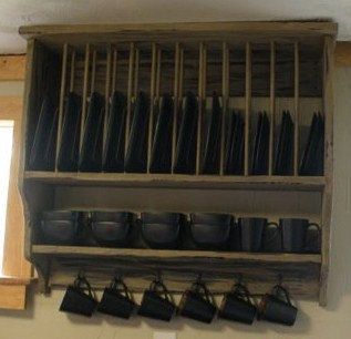 Plate Rack Plans - WoodWorking Projects & Plans