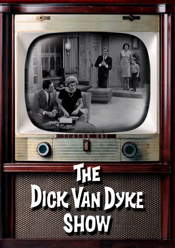 The Dick Van Dyke Show! Strong Family - laughing together through ever trial.
