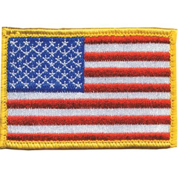 Blackhawk American Flag Patch Red White and Blue