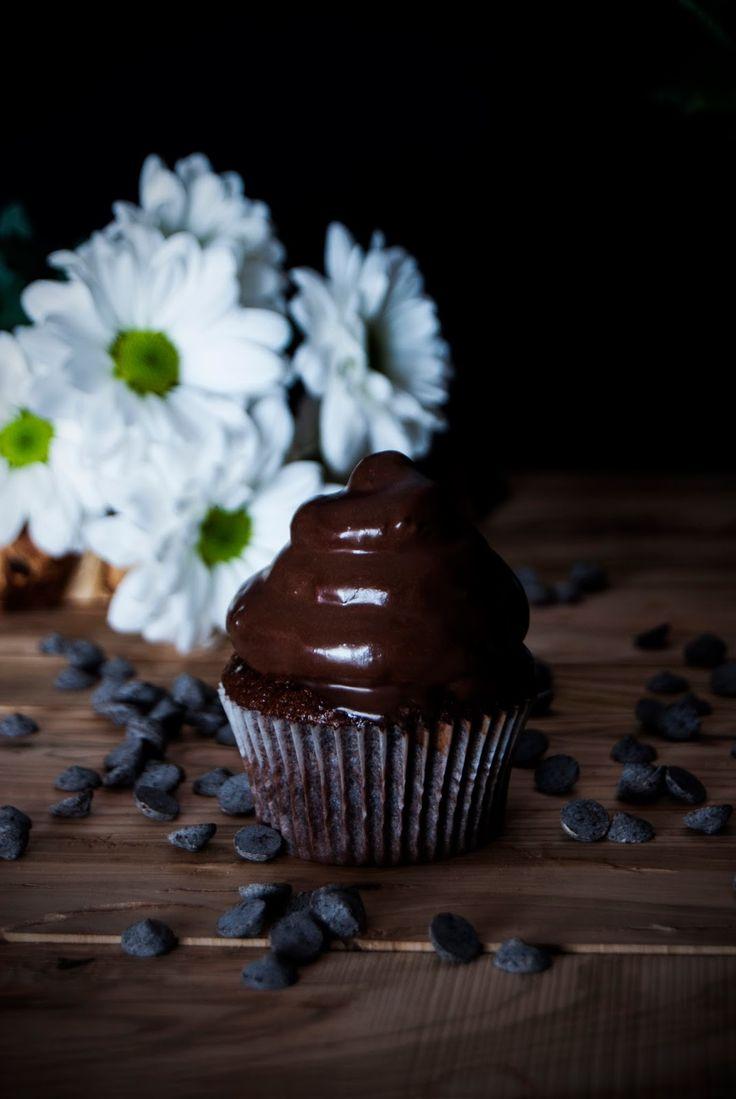 La asaltante de dulces: Receta de Hi-hat cupcakes/ Hi-hat cupcakes recipe :-)