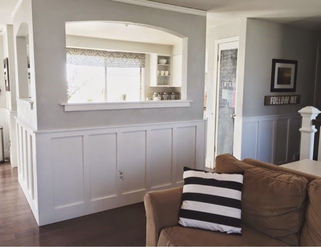Adding a window to the wall.  Keep Home Simple: Our Split Level Fixer Upper
