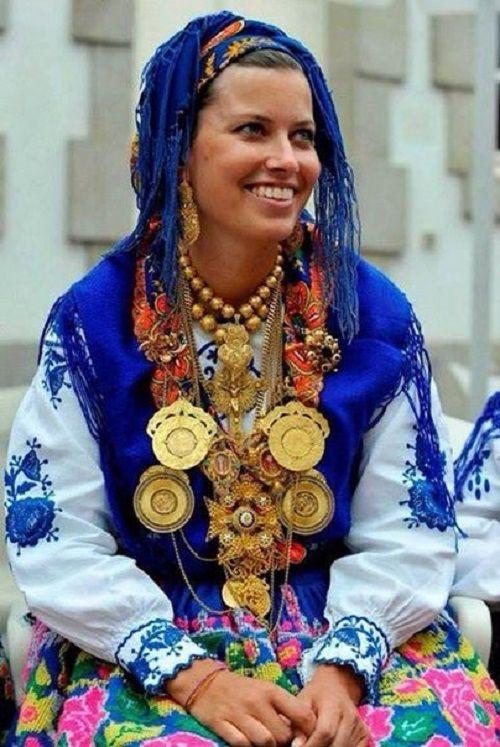 Portuguese filigree jewellery - Kaleidoscope effect