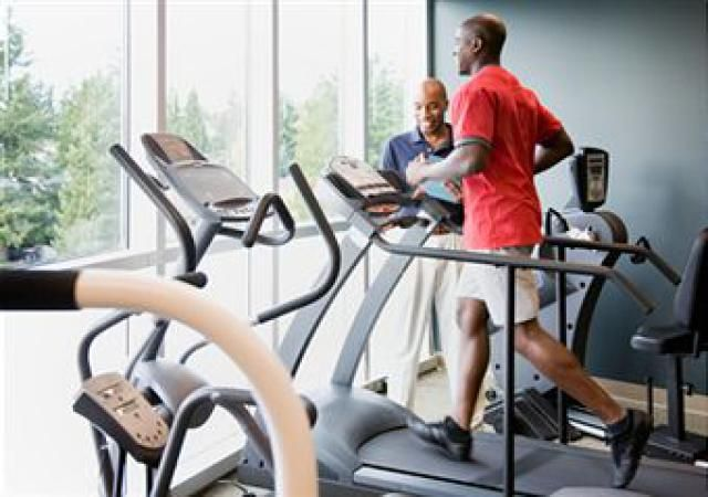 You'll be dripping with sweat and burning lots of calories with these treadmill workouts.: Sprints Treadmill Workout