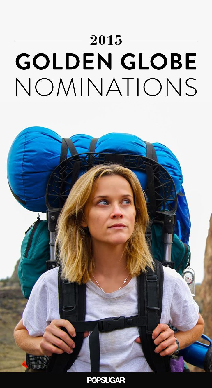 All the 2015 Golden Globe Nominations