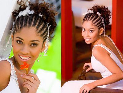 Penteados de noivas com cabelos afro | Fotos e dicas « Dona Giraffa