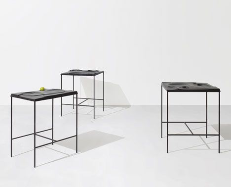 Mooncake Tables By +tongtong