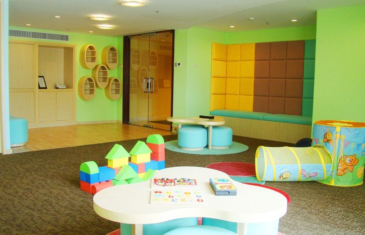 Children Play Room - Located on the 3rd Floor of Oakwood Premier Cozmo Jakarta