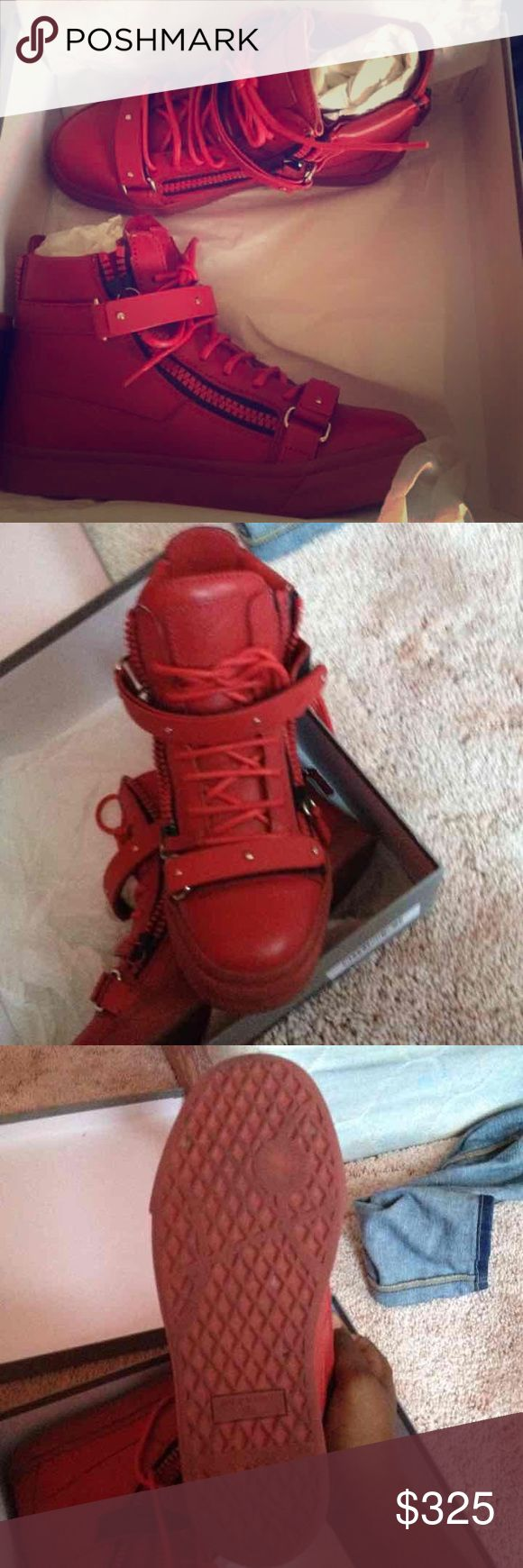 Giuseppe sneakers Size 38.5 Giuseppe Zanotti Shoes Sneakers