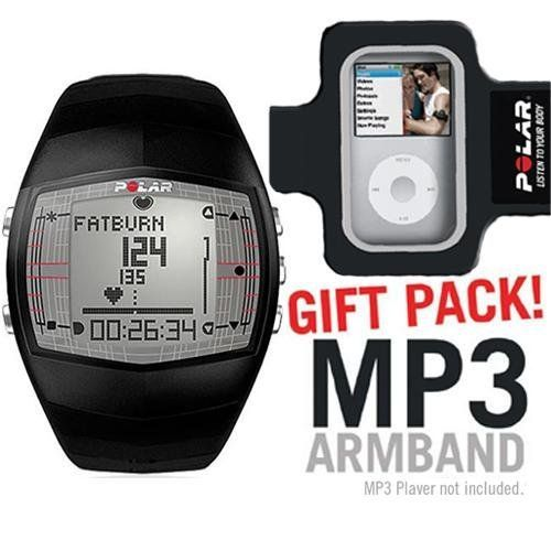 Polar 99039724 FT40 Heart Rate Monitor Male Black with MP3 Armband by Polar. $127.96. FT helps you to achieve your goals by giving you a better understanding of your body with its simple training guidance It determines the right training intensity for you for each training session allowing you to enjoy your training and improve your overall fitness FREE MP Armband with the Purchase