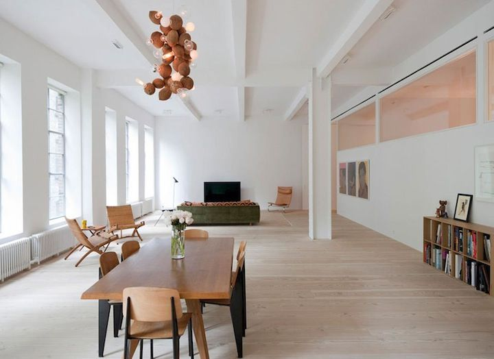French By Design: A Greenwich Village luminous loft