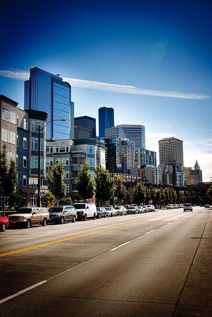 #Seattle, la ciudad más grande del Estado de #Washington. Es la decimoquinta más poblada del país y la mayor del Noroeste del Pacífico.