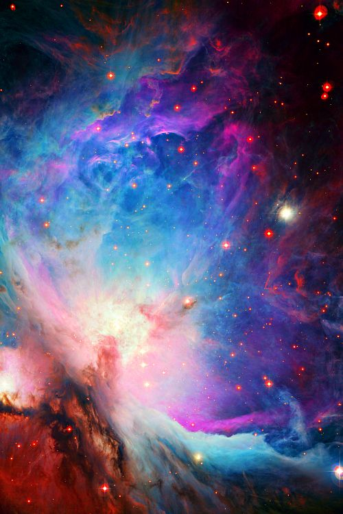 Orion Nebula http://weareallstarstuff.tumblr.com/tagged/nebula