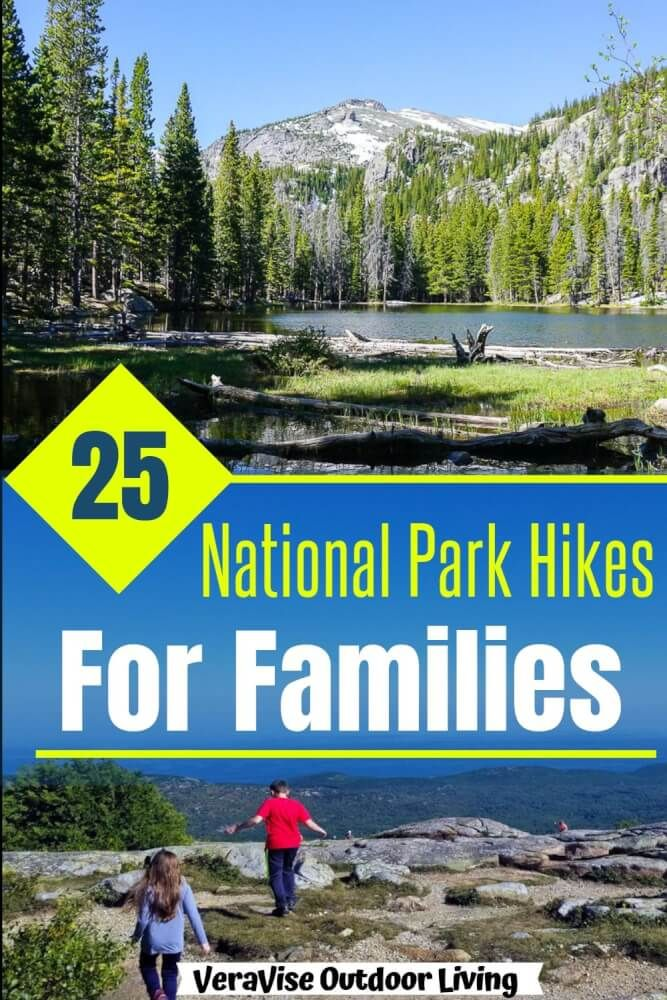 25 Easy National Park Hikes The Kids Will Love & Beg To Hike Again!