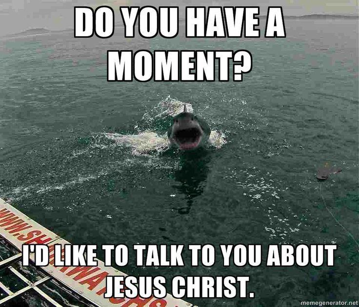 shark memes | Meme Misunderstood mormon shark