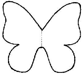 Gabarit papillon deco   Gabarit papillon, Dessin papillon, Papillon