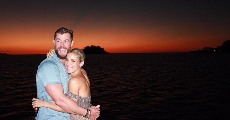 """Chris Hemsworth is refusing to let nasty divorce rumours circulate. The """"Thor"""" actor shut down rumours of a breakup in his marriage with wife Elsa Pataky by taking to Instagram for a humourous post about their supposedly troubled marriage. RELATED: Chris Hemsworth And Idris Elba Crash Tom Hiddleston's TV Choice Award Acceptance Speech """"Looking for…"""