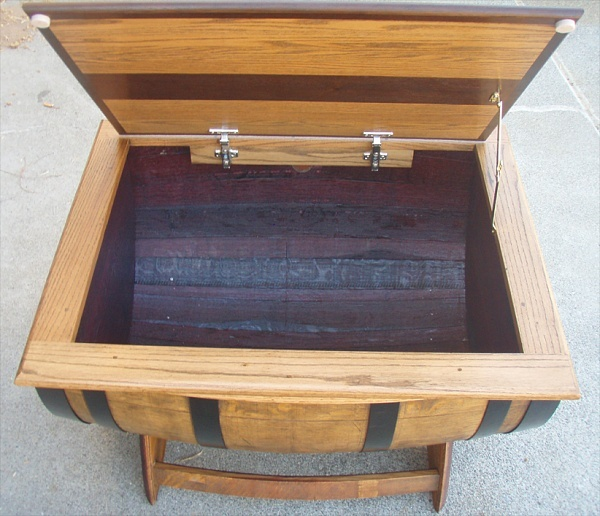 13 best wine barrel coffee table images on pinterest | coffee