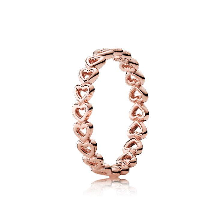 PANDORA | Linked Love Ring