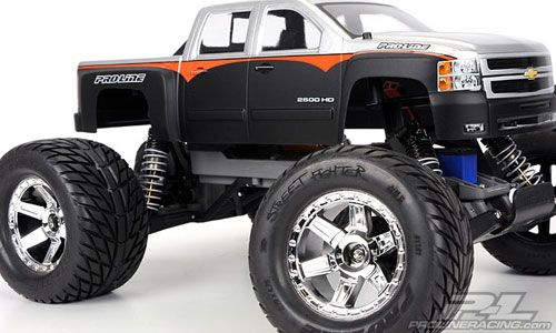 for Electronic 1:10 RC Truck, TRAXXAS Stampede and Rustler ...