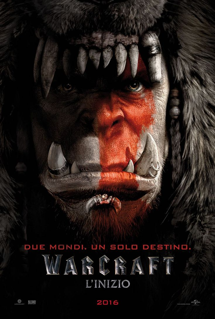 Warcraft L'Inizio - Character Poster