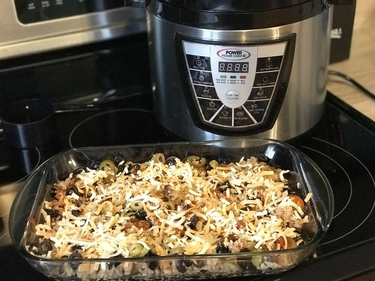 Danielle's Instant Pot Mexican Casserole   https://www.facebook.com/MyLittleHouseInTheValley/posts/584003661937673