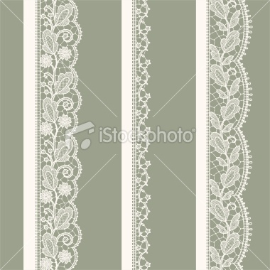Lace seamless pattern Royalty Free Stock Vector Art Illustration