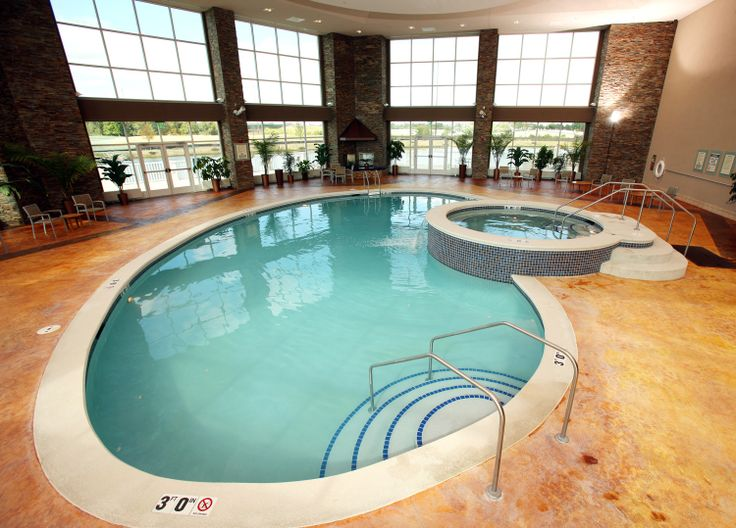 Cozy Up At The Isle Hotel Waterloo In Relaxing Atmosphere Of Our Indoor Pool