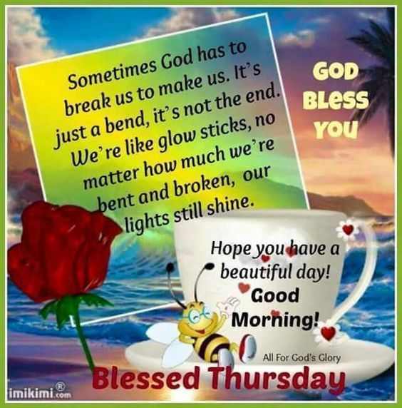 Good Morning, Blessed Thursday thursday thursday quotes good morning thursday quotes thursday quotes and sayings thursday quote images