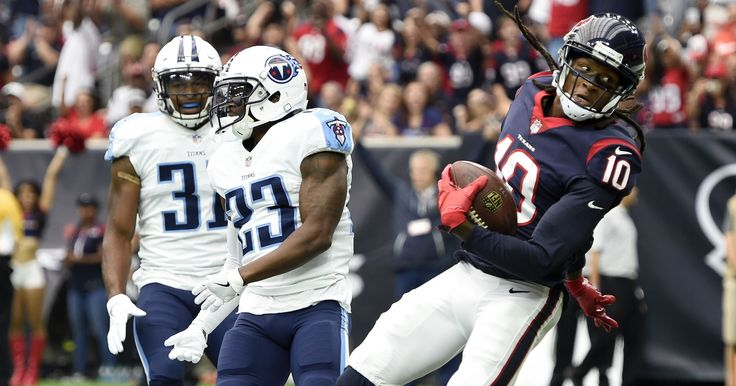 Titans containing DeAndre Hopkins critical to avenging blowout loss to Texans