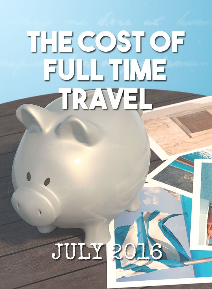 How much does it cost to travel with kids? In July we averaged just $60 a day! Check out our living expenses for travel in Asia!