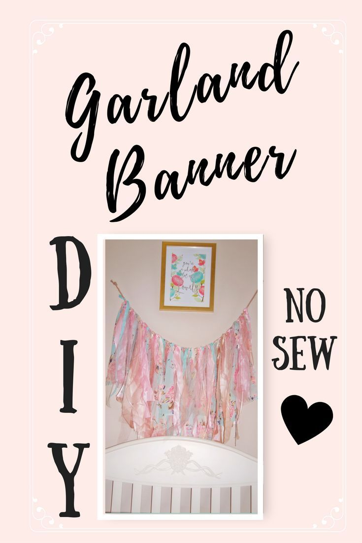 Best 25+ Fabric garland ideas on Pinterest | Rag banner, Rag ...