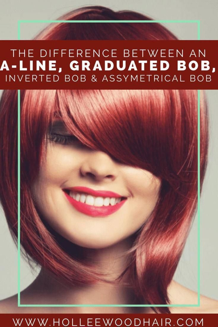 The Different Types of Bobs | A line haircut, Bobs haircuts, Stacked bob  hairstyles