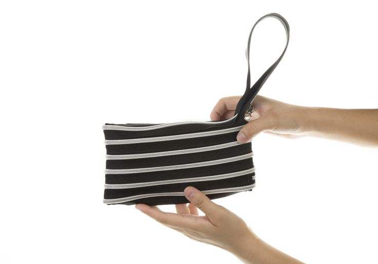 We think the ZIPIT clutch is the perfect size for a phone, keys and lipstick. What more does a girl need?