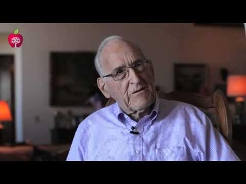 Dr. Ellsworth Wareham - 98 years old vegan.  Very interesting and inspiring!