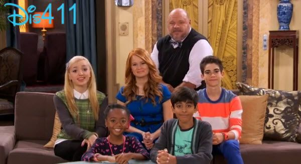 "Video: The ""Jessie"" Cast Talk About All Families Being Unique"