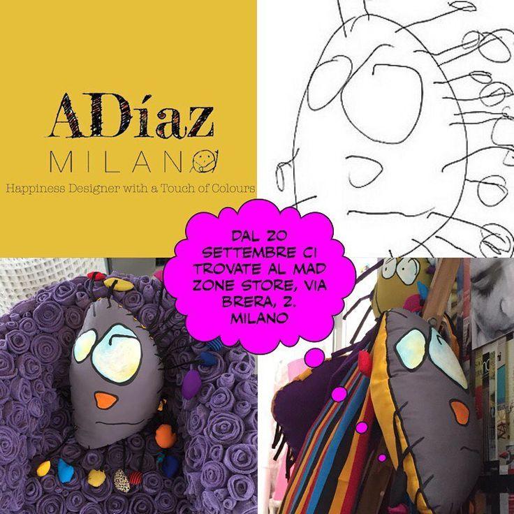 Vedi la foto di Instagram di @adiazmilano • Piace a 10 persone