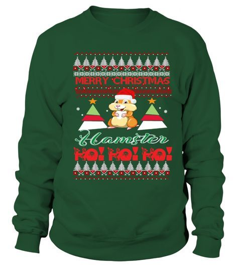# Hamster Ugly Christmas Sweatshirt .  HOW TO ORDER:1. Select the style and color you want: 2. Click Reserve it now3. Select size and quantity4. Enter shipping and billing information5. Done! Simple as that!TIPS: Buy 2 or more to save shipping cost!This is printable if you purchase only one piece. so dont worry, you will get yours.Guaranteed safe and secure checkout via:Paypal | VISA | MASTERCARD #HamsterTips