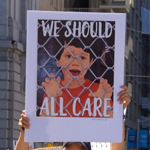 20 Of The Most Powerful Protest Signs From The Families Belong Together Rallies Protest Art Activist Art Immigration Art
