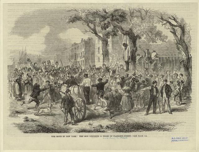 The New York Draft Riots: The 1863 Draft Riots Were Fueled by Racial Resentment