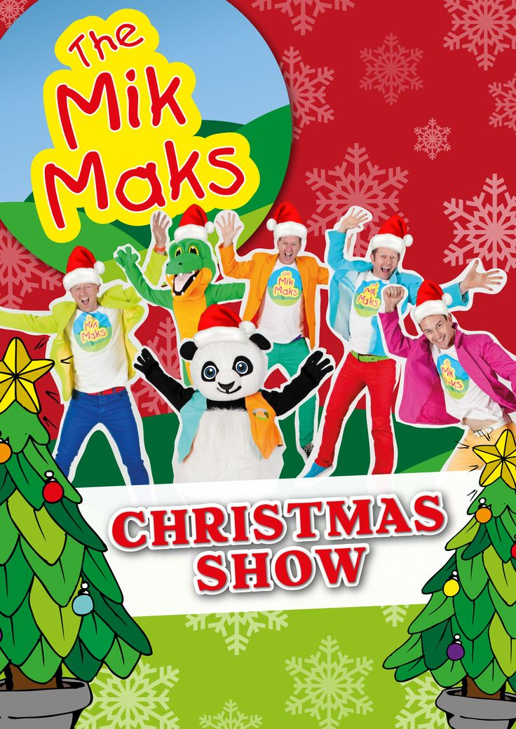 Secure The Mik Maks today for your School, Playgroup, Corporate or Community Event. No event too large or small. www.themikmaks.com.au