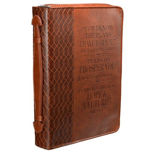 Vintage Leather Look Jeremiah Verse Bible Book Cover Large: Pin By Christian Worldview Books On Christian Worldview
