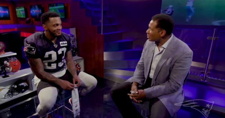 Watch Steve Burton;s full interview with Patriots Safety Patrick Chung as he touches on the upcoming season, having longevity in the NFL and playing with Tom Brady.