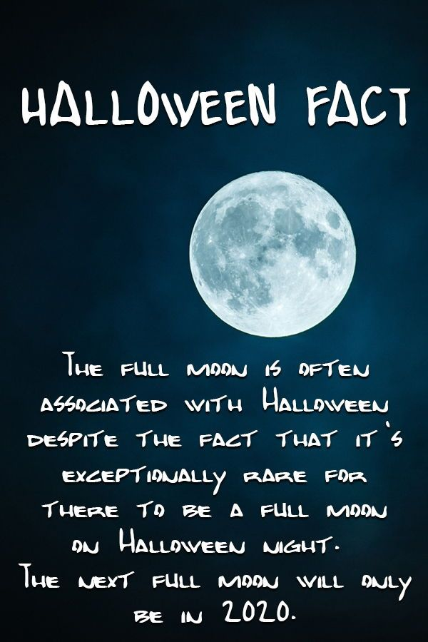 Spooky Facts About Halloween 2020 Another fun Halloween fact! #halloween | Halloween facts