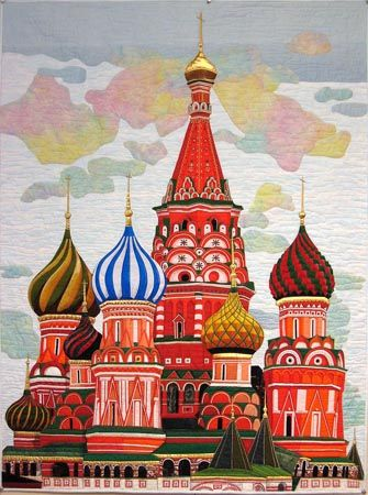 Domes of Russia  - Jane Blair
