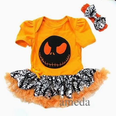 Goth Shopaholic: Two Cute Nightmare Before Christmas Outfits for Babies