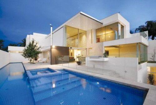 Maison de reve houses designs pinterest architecture maison et design - Maison home design ...