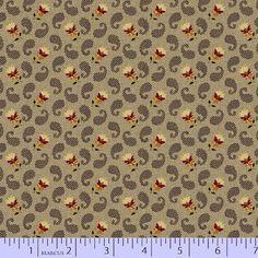 5214-0135, R33 Judie's Album Quilt, Fabric Gallery, Marcus Fabrics